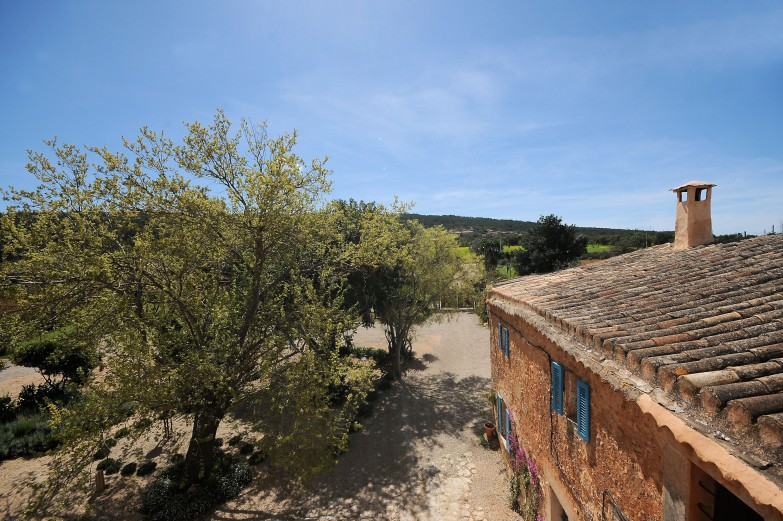 Property for Sale in Santa Eugenia, Seventeenth Century  Mallorcan Estate For Sale Near Santa Maria, Mallorca, Spain