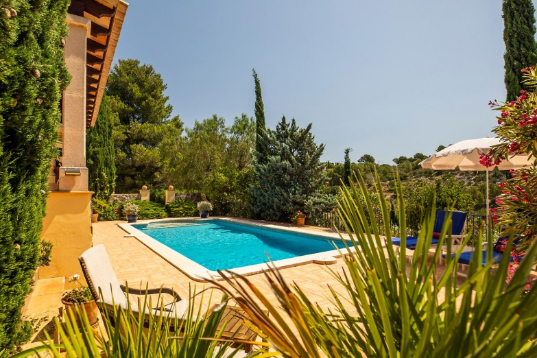 Property for Sale in Son Font, 4 bedroom country house for sale in exclusive area. Son Font, Mallorca, Spain