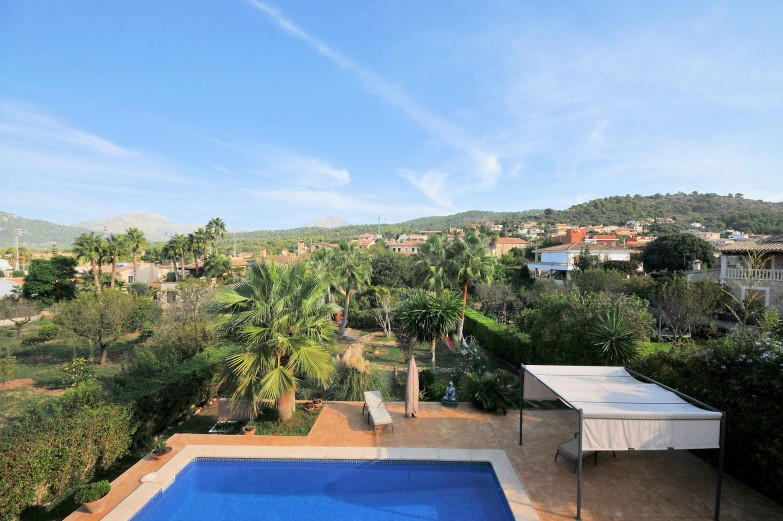 Property for Sale in Calvia village, 4 bedroom country house with swimming pool for sale Calvia Village, Mallorca, Spain