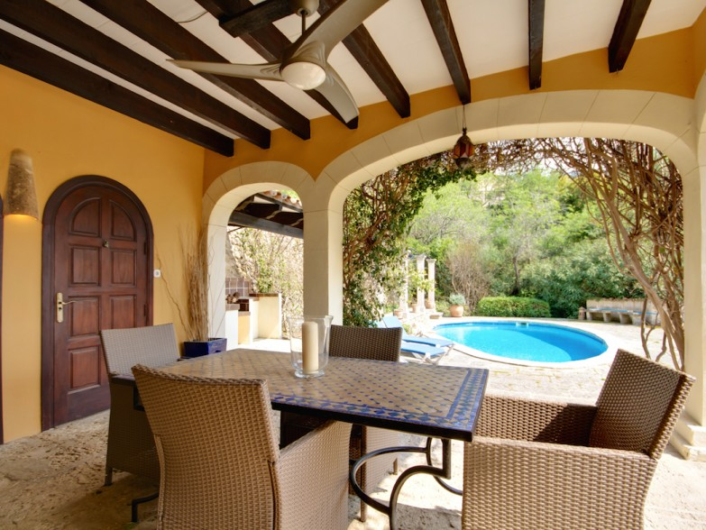 Property for Sale in A beautifully presented 4 bedroom country house  Andratx, Mallorca, Spain
