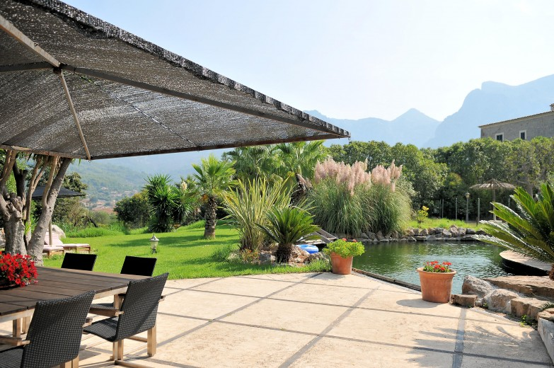 Property for Sale in Soller, Charming 6 bedroom country house for sale  Soller, Mallorca, Spain