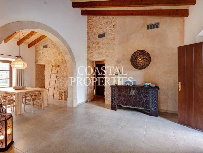 Property for Sale in Beautiful newly constructed four bedroom Finca for sale  Arta, Mallorca, Spain