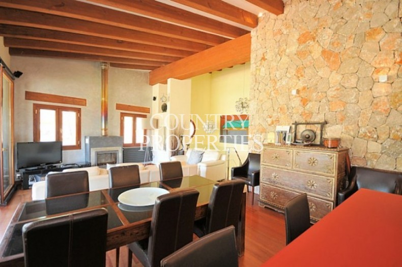 Property for Sale in Bunyola, Country Home For Sale Near The Village Of Bunyola, Mallorca, Spain