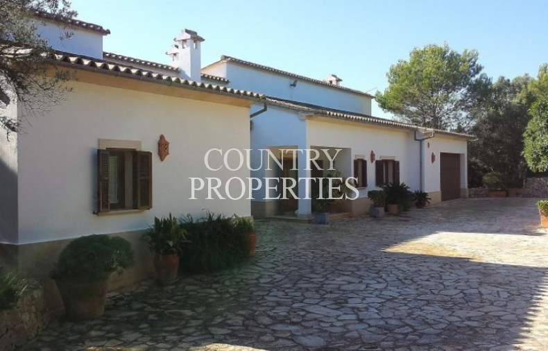 Property for Sale in Puntiro, House With Guest Apartment For Sale In Puntiro, Mallorca, Spain