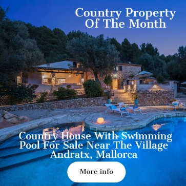 Country Property Of The Month