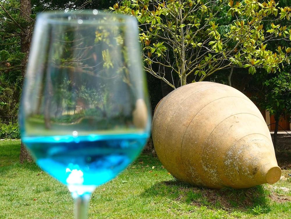 Ribas blue wine