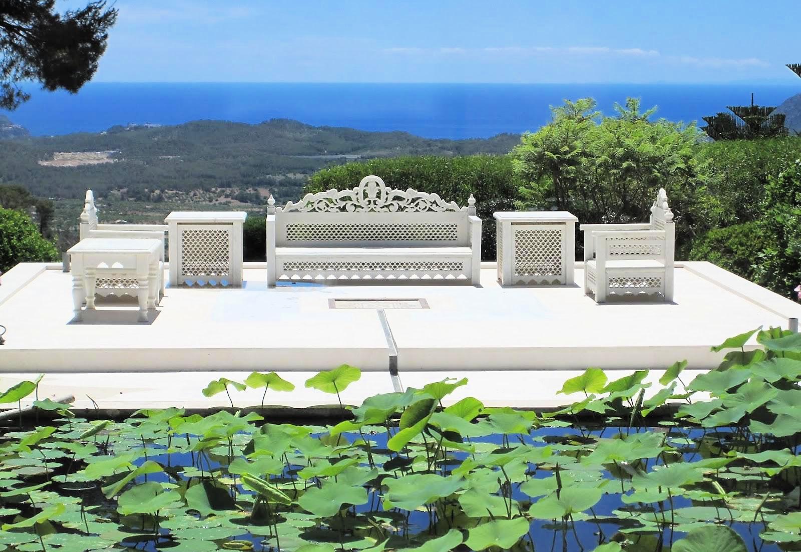 Unique Property With Sea Views For Sale Son Font, Mallorca,